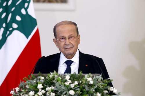 El presidente del Líbano promete reactivar la auditoría al Banco…