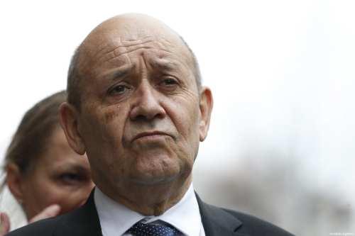 El ministro de exterior francés visita Egipto para aliviar tensiones…