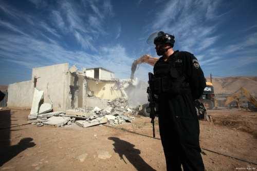 Bélgica pide a Israel la indemnización a palestinos por la…
