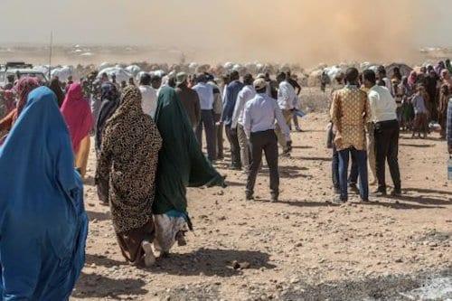 Sudán: Soldados y civiles huyen de las batallas con Etiopía