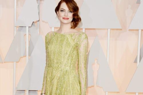 El vestido de los Oscars de Emma Stone será subastado…