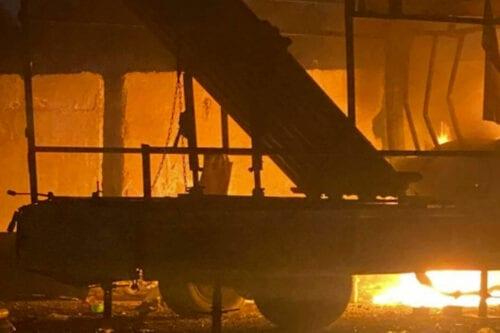 La embajada de EE.UU. en Bagdad es objetivo de cohetes…