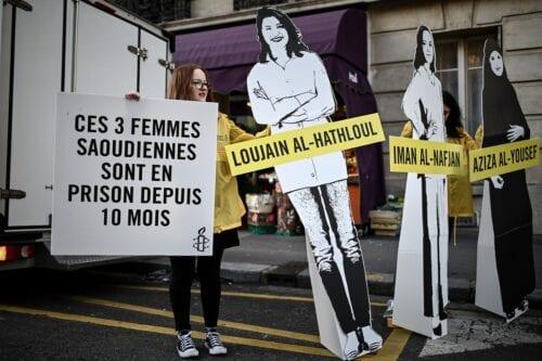 """Las activistas saudíes encarceladas son """"torturadas"""" y obligadas a realizar…"""