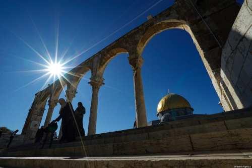 Los Acuerdos de Abraham representan la amenaza más seria para…