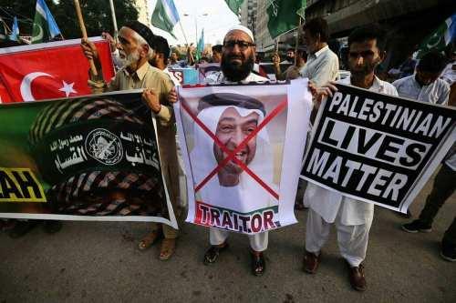 La normalización con Israel ha incluido la humillación deliberada de…