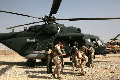 EE.UU. reduce sus tropas en Irak y Afganistán a 2.500