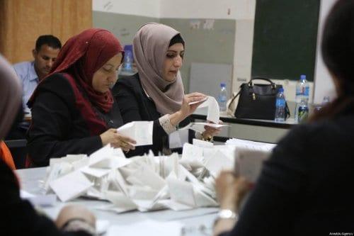 VIDEO: Palestina se prepara para las primeras elecciones nacionales en…