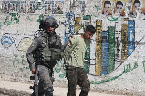 Datos sobre la tortura de la policía israelí a un…