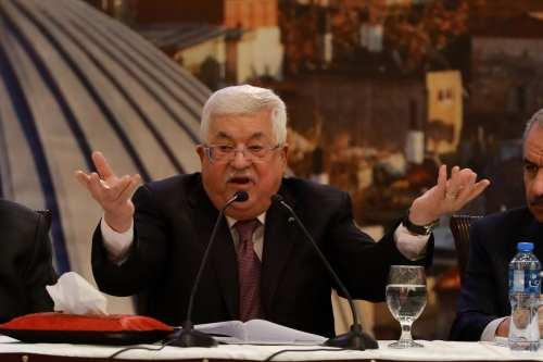 Abbas está impaciente por reanudar negociaciones sin condiciones con Israel