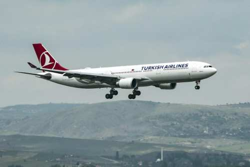 Turkish Airlines suspende temporalmente los vuelos a Israel