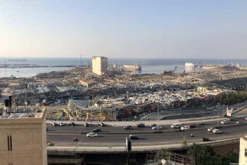 Empresarios sirios relacionados con los explosivos de la explosión de…