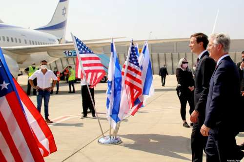 La israelización de la política exterior estadounidense es difícil de…