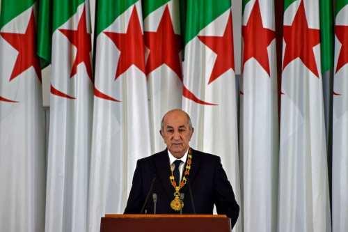 Argelia despide al Ministro de Transporte