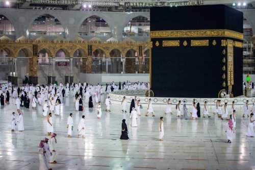 La luna llena se alineará sobre la Kaaba el 28…