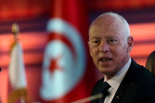 La oficina del presidente tunecino recibió una carta con polvos…