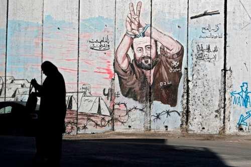 El icono Marwan Barghouti se presenta a la presidencia palestina