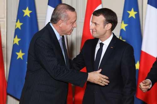 Turquía afirma que las conversaciones con Francia para restaurar los…