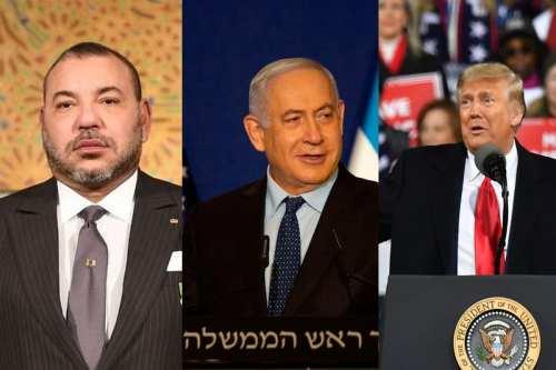Oficial: Trump recibe el mayor galardón en Marruecos por su…