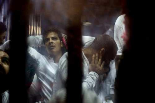 Los presos políticos de Egipto piden a Biden que ponga…