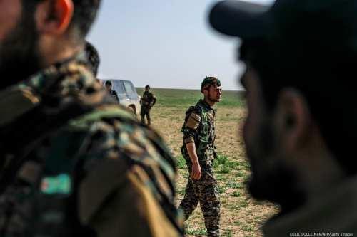 Las fuerzas kurdas respaldadas por Estados Unidos ponen fin al…