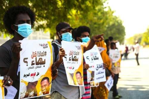 Manifestantes cierran el paso entre Sudán y Etiopía