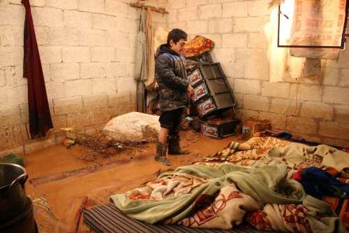 ONU: El 60% de los sirios no recibe regularmente alimentos…
