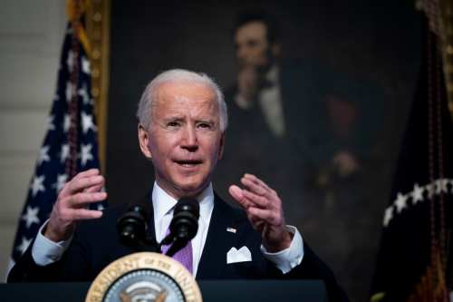 Funcionarios israelíes y saudíes discuten los planes de Biden para…