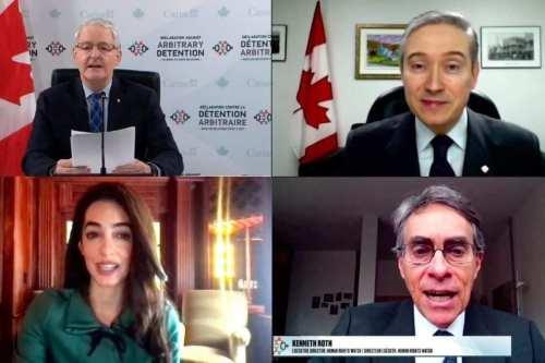 58 países denuncian la práctica de la detención arbitraria