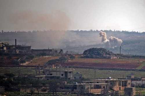 El régimen sirio bombardea Idlib, rompiendo el acuerdo de desescalada