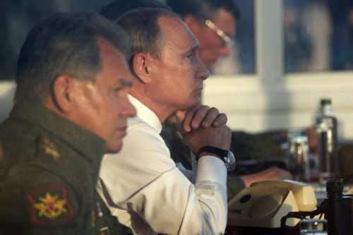 Rusia y el régimen de Assad realizan ejercicios militares conjuntos…