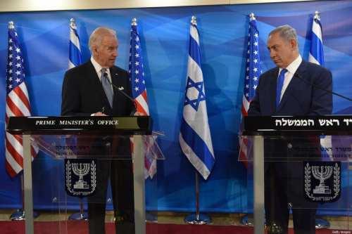 La Casa Blanca niega que Biden esté despreciando a Netanyahu