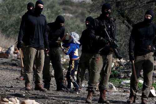 Experto en derecho: Israel detuvo a 543 niños palestinos durante…