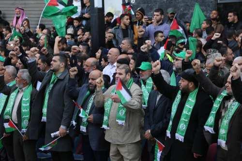 Hamás elige a los miembros de su consejo de la…