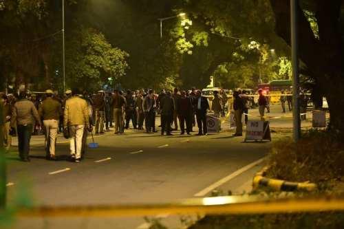 El Mossad participa en la investigación de la explosión de…