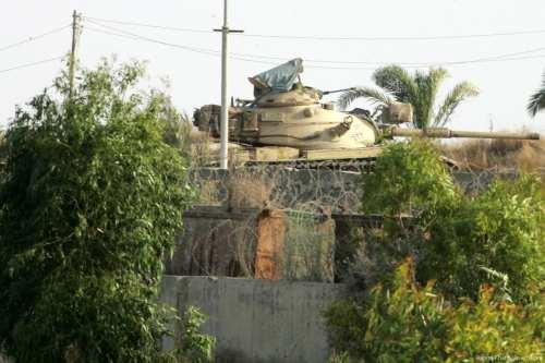 HRW: El ejército egipcio ha demolido 12.350 edificios en el…
