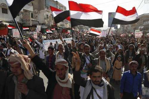 Los hutíes acusan a Estados Unidos de prolongar la guerra…