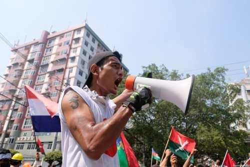 Turquía condena la violencia contra los manifestantes en Myanmar