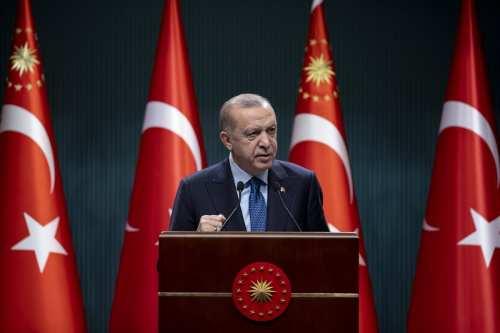 Erdogan opina que los comentarios de Biden sobre Putin son…