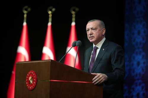 Erdogan asegura que Turquía sólo pretende proteger sus derechos