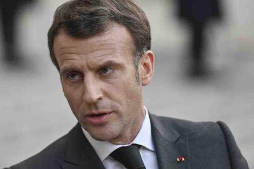 Macron advierte a Turquía de no inmiscuirse en las elecciones…
