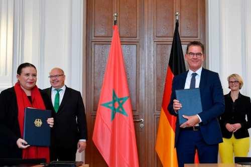 Marruecos deja de cooperar con la embajada alemana