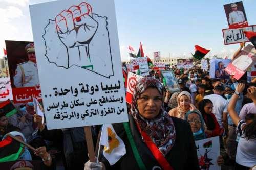Los mercenarios rusos de Wagner se niegan a abandonar Libia