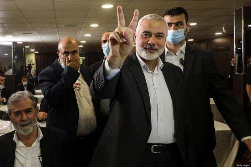 Hamás insiste en reconstituir la OLP y liberar Palestina