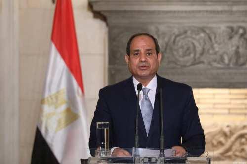 Al-Sisi aumenta la presión sobre la presa de Etiopía en…