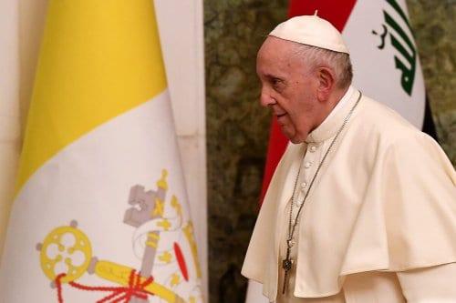 El Papa pide el fin de las luchas religiosas y…