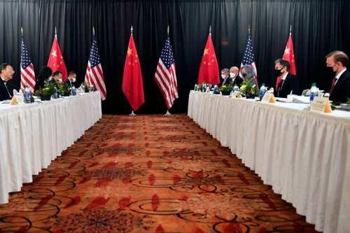 Las negociaciones de Alaska entre China y EE.UU. tienen repercusiones…