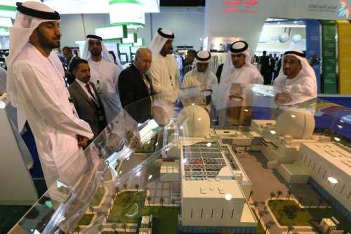 Los Emiratos Árabes Unidos comienzan las pruebas de su central…