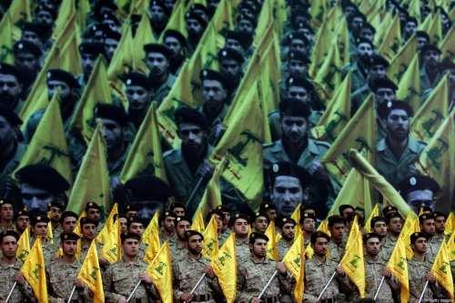 Hezbolá entrena a los Shabiha, partidarios del régimen de Assad