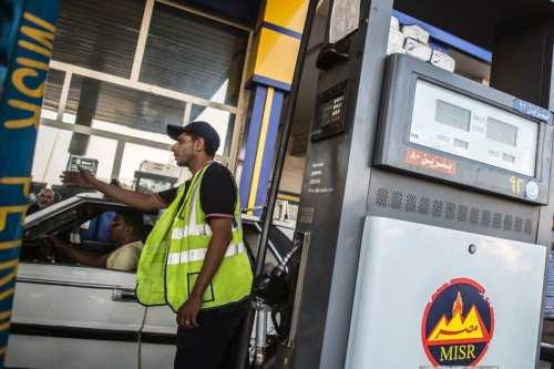 Las subvenciones al petróleo en Egipto bajan un 45%