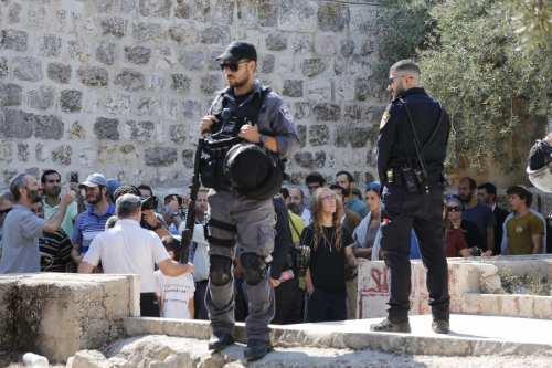 """La """"neutralidad"""" de la ONU significa proteger a Israel a…"""